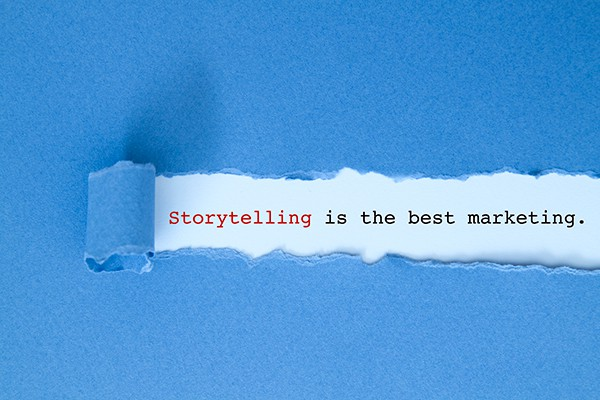 Storytelling - Spark Digital